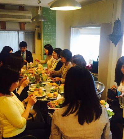 大倉山女性起業家ビジネスサロン
