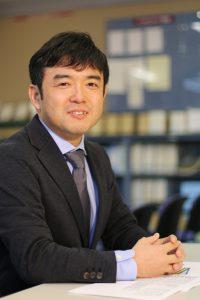 株式会社錦屋代表取締役今野裕朗